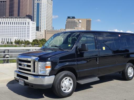 Clubwagon Van