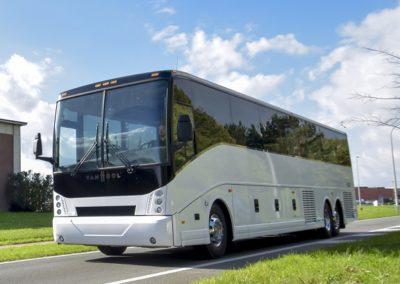 55 Passenger Motor Coach