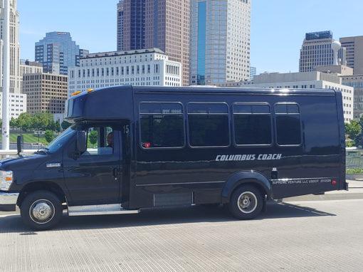14 Passenger Coach