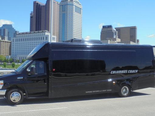 24 Passenger Executive Coach