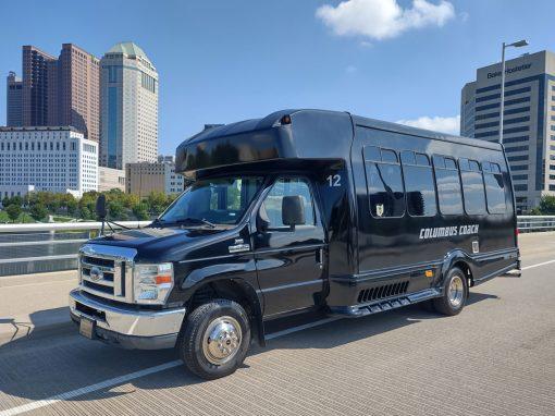 12 Passenger ADA Wheelchair Coach